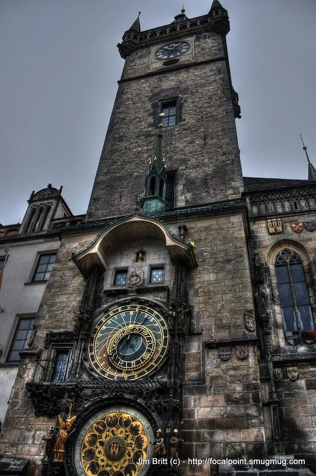 Clockwork - Prague CZ