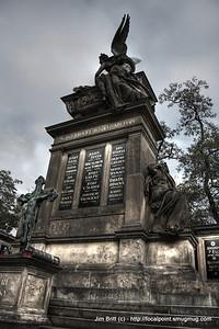 Tomb - Prague CZ