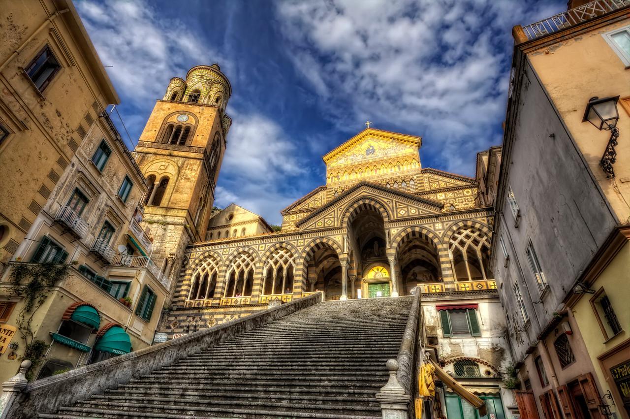 Le Dôme d'Amalfi