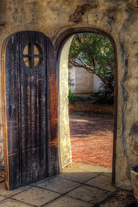 Mission Door SJC HDR