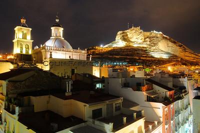 Castillo y Concatedral