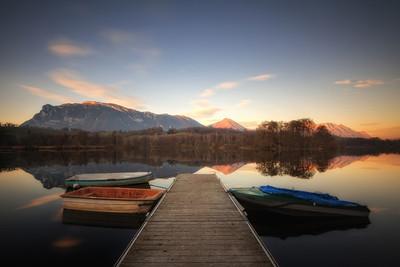 Le lac de Sainte-Hélène. Follow me on my -Facebook page:   Girolamo's HDR photos -Google+ page: Girolamo Cracchiolo -My Blog: Girolamo's HDR Photos - Le blog