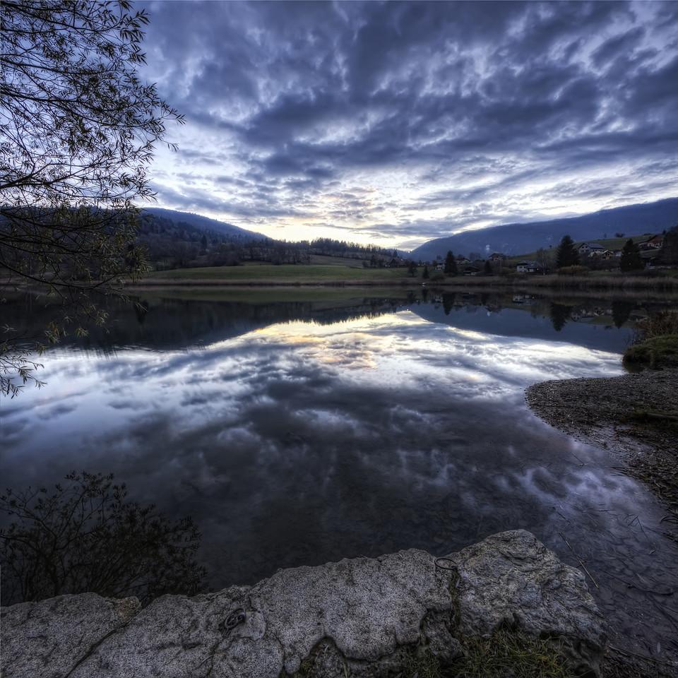 Au Lac de la Thuile