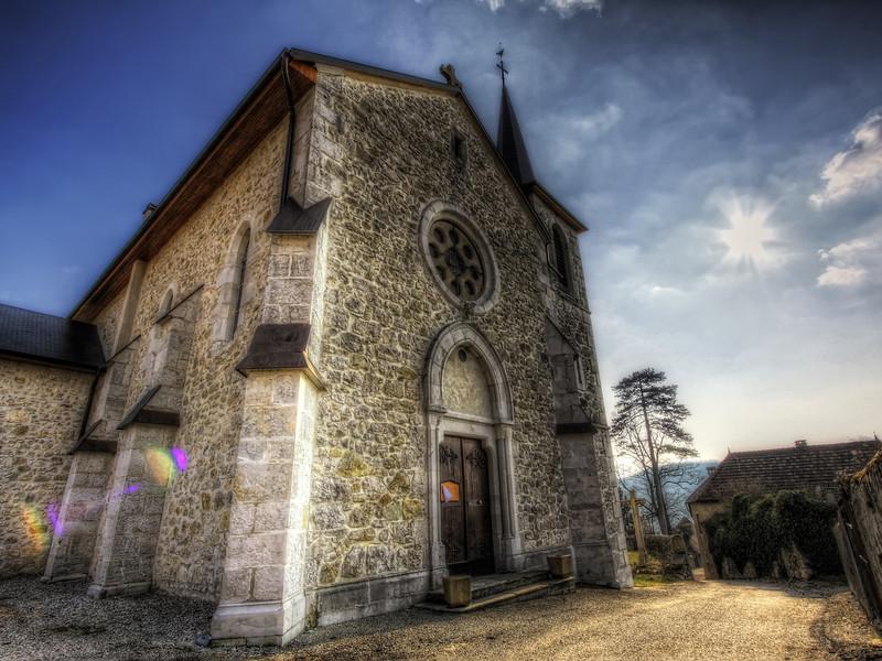 Eglise de Billième