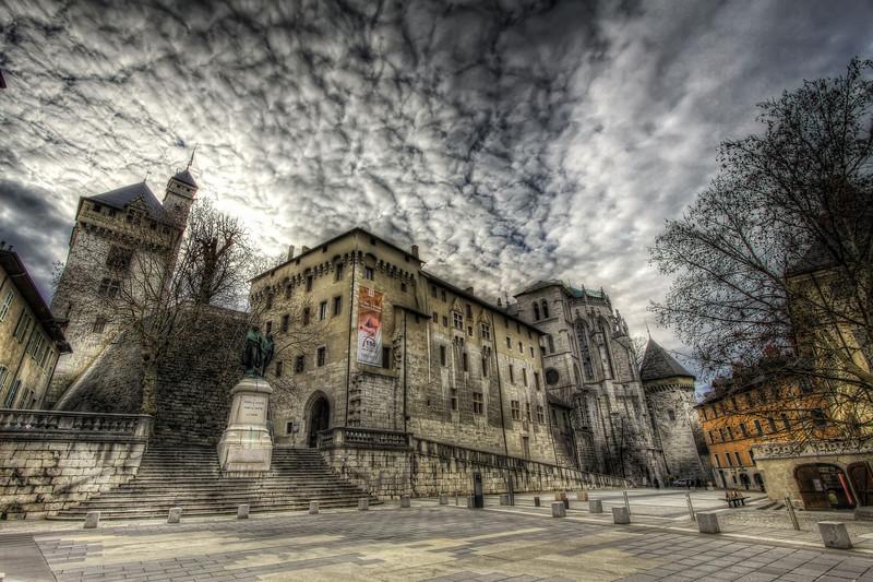 Le Château des Ducs de Savoie