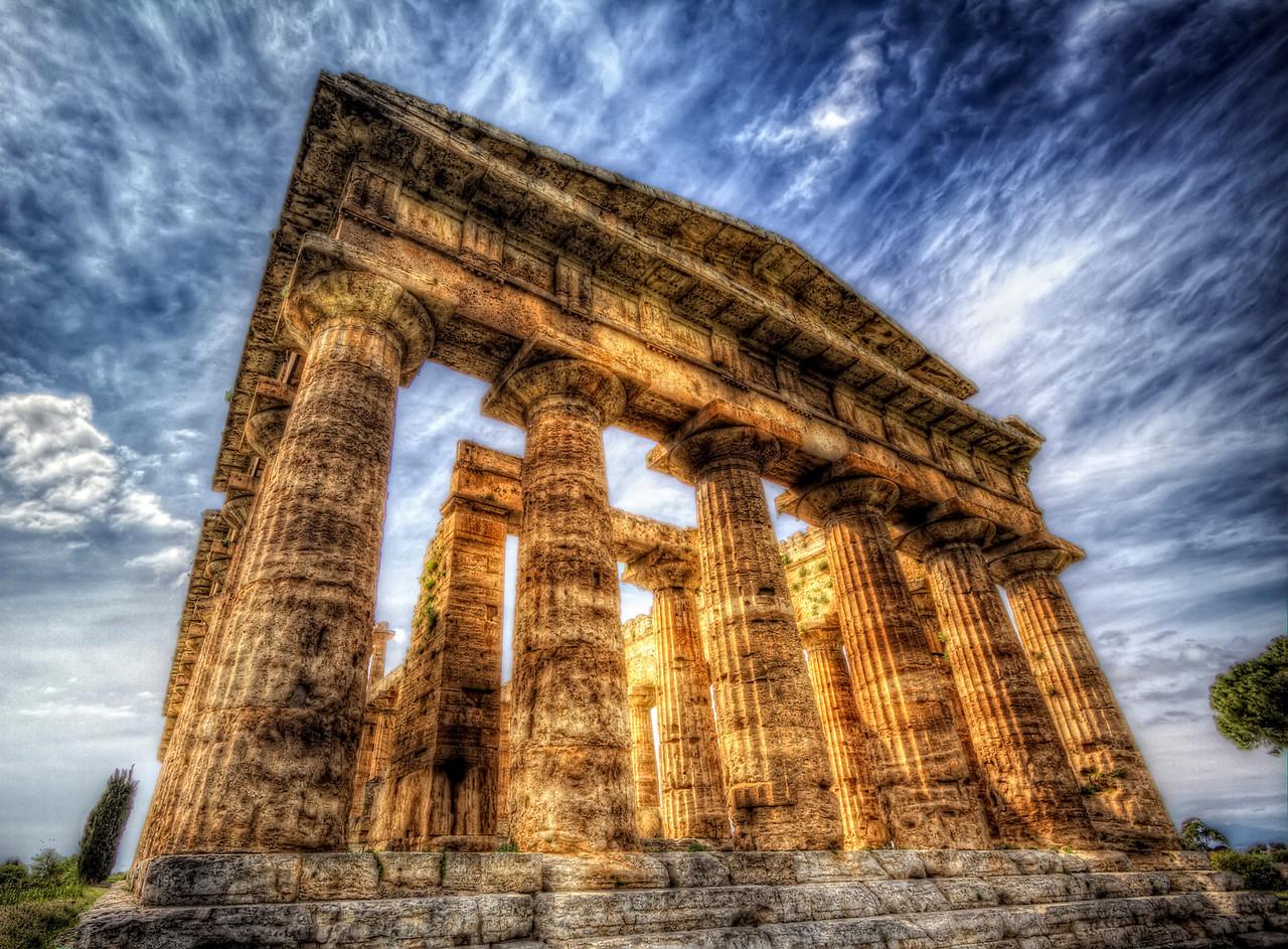 Le Temple de Poséidon