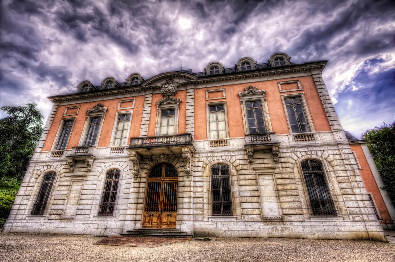 Le Château du Comte