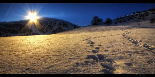 En route vers le soleil Follow me on my -Facebook page:   Girolamo's HDR photos -Google+ page: Girolamo Cracchiolo