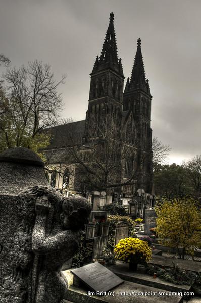 Cemetery - Prague CZ