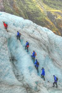 Climbing Franz Jozef Glacier