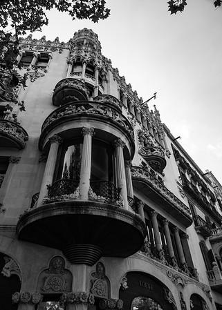 A Gaudí Masterpiece - Barcelona, Spain