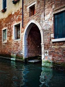 'Archway' - Venice, Italy