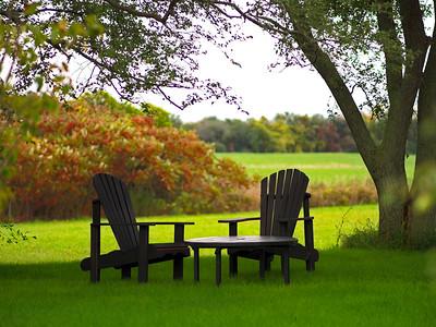 Muskoka Chairs - PEC, Canada