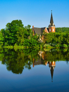 Peace and Reflection - Knowlton, Lac-Brome, Québec