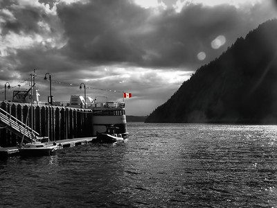 O Canada - Saguenay Fjord, Québec, Canada