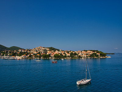 On the Water - near Dubrovnik, Croatia