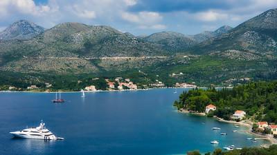 Dreamy Coastline - near Ston, Croatia