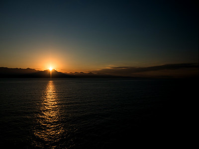 Sunrise - French Riviera