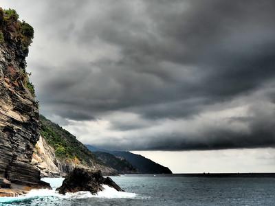 'Coastline' - Cinque Terre, Italy