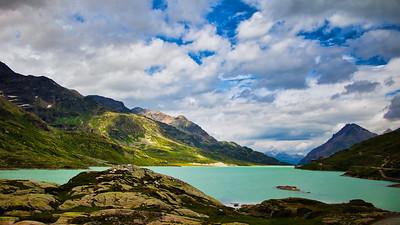 Glacial Lake - Switzerland