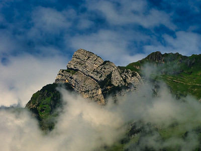 Rock Meets Sky - near Zurich, Switzerland