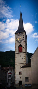 Bell Tower - Chur, Switzerland