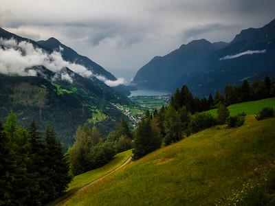 A Swiss Dream - Poschiavo, SWITZERLAND