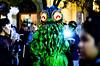 on 6th Street Halloween night, Austin, Texas