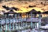 Hot Madonna on the Beach Hanna Park Jacksonville Florida Canon T2i Photomatix