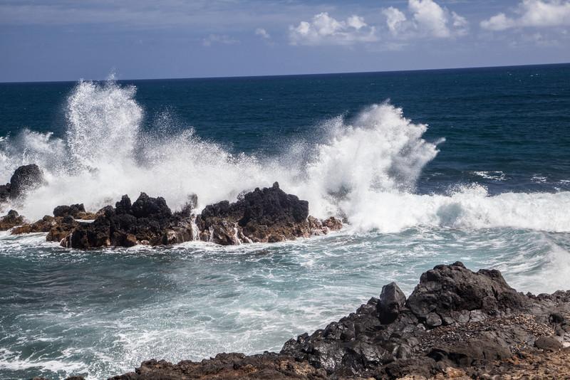 West Maui, near Ho'okipa Beach Park