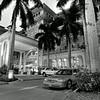 Entrance, Moana Surfrider - Honolulu, Hawaii