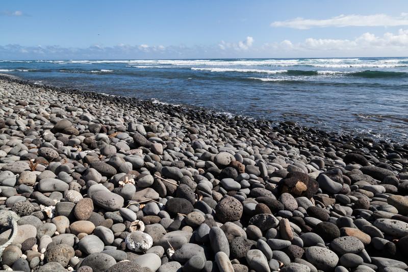 Waiehu Beach area, north of Wailuku, Maui