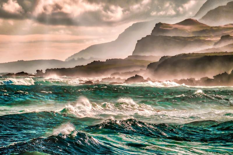 #NA66 Mo'omomi Sea Cliffs