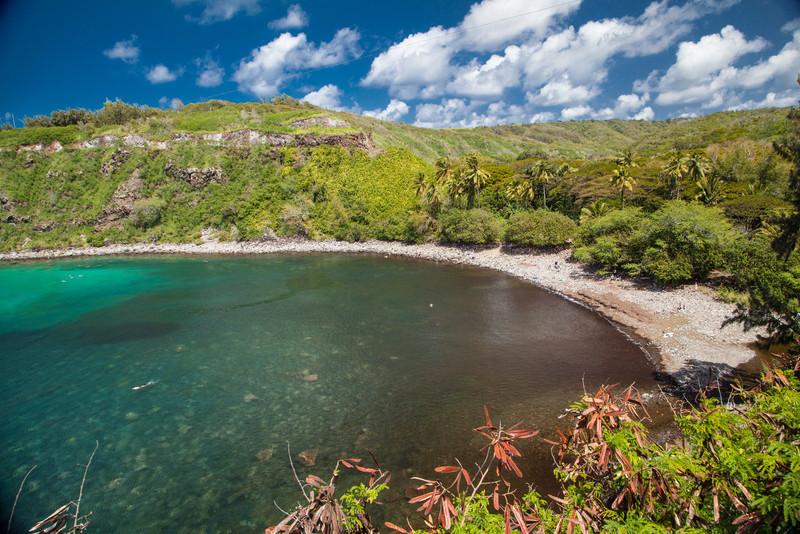 Honolua Bay, north west Maui