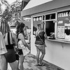 Ordering, Steak Shack - Honolulu, Hawaii