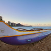 Outrigger on Waikiki Beach - Honolulu, Hawaii
