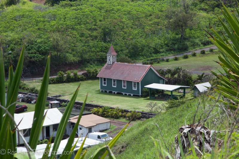 Church Kahakuloa Bay, north east Maui