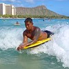 Boogie Board Dude - Honolulu, Hawaii