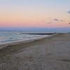 Morning Pastels, Waikiki Beach - Honolulu, Hawaii