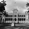 Photoshoot at the Iolani Palace - Honolulu, Hawaii
