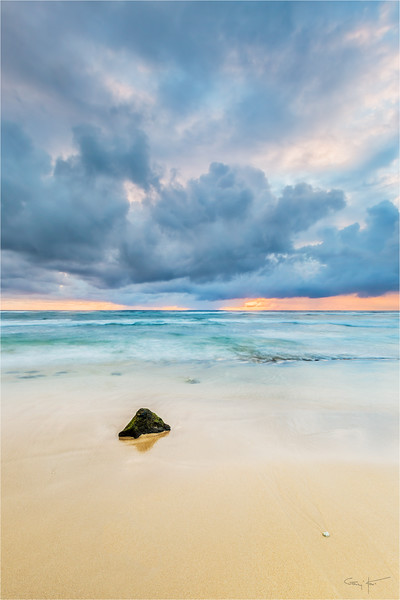 Sand and Sky, Kauai, Hawaii