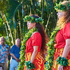 Hula Show, Kuhio Beach - Honolulu, Hawaii