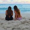 Sisters on Waikiki - Honolulu, Hawaii