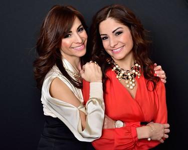 Romero Sisters Photoshoot