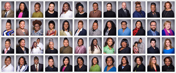 YWCA Pretty Empowered Headshots by LeVern A. Danley III