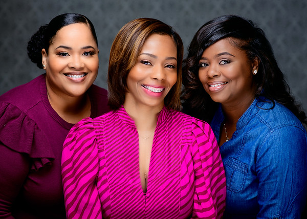 Sparc Wellness Team Photoshoot, Photography by LeVern A. Danley III