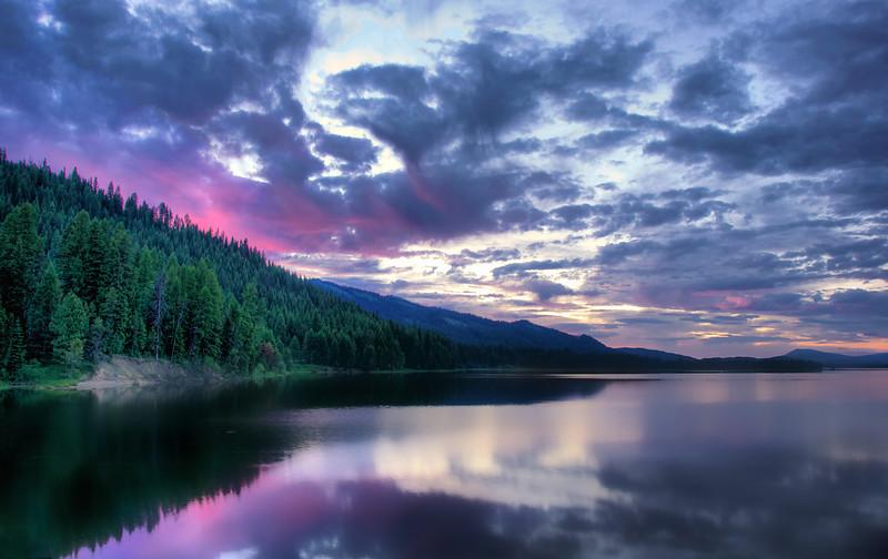 Lake Cascade - Idaho