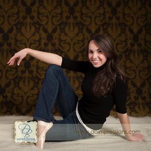 Kaitlyn, Hershey High School, One Broadway Dance Studio