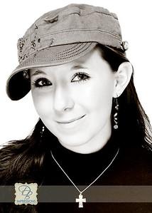 Ellie, Hershey Christian School, Senior Model