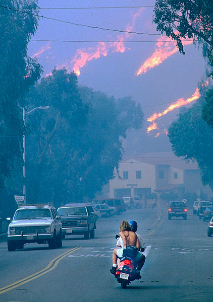 Laguna Beach Firestorm VII